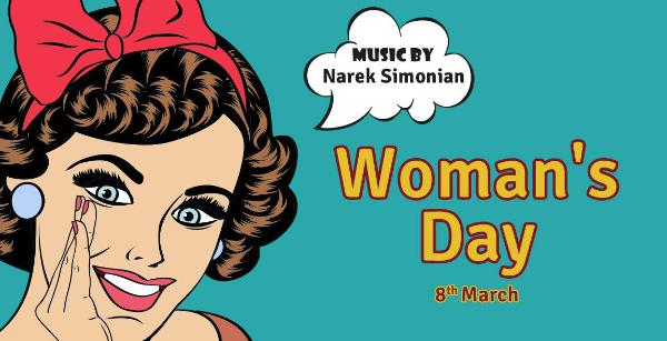 Happy Woman's Day with Simonian