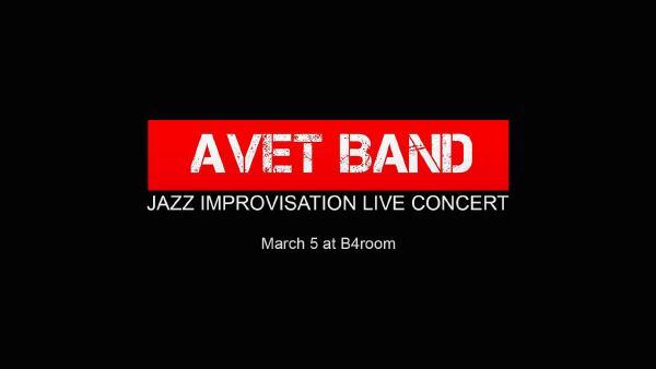 Avet Band jazz concert