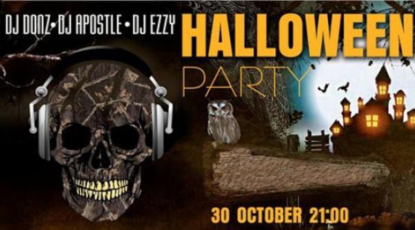 Halloween Party at Bridge