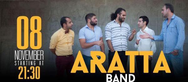 Aratta Band