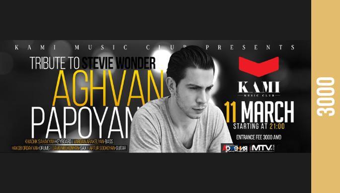 Aghvan Papoyan at Kami Club