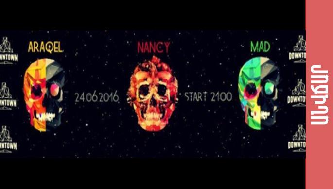 Araqel - Nancy - Mad
