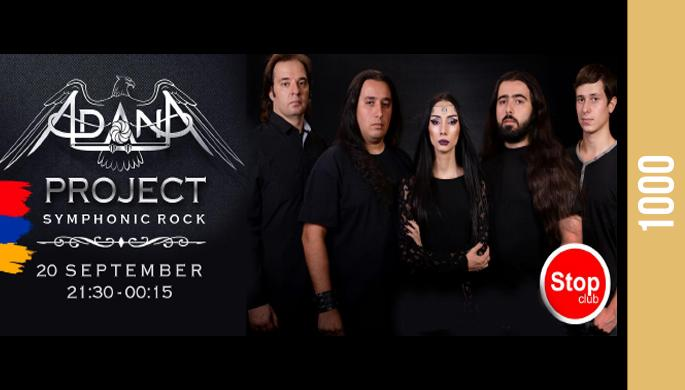 Adana Project / Symphonic Rock