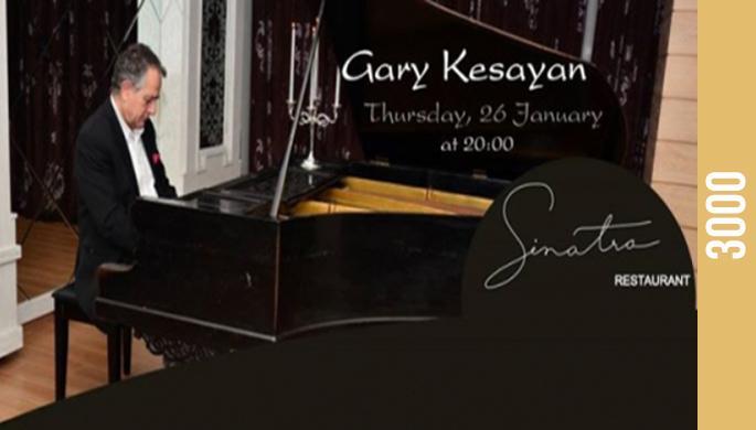 Gary Kesayan