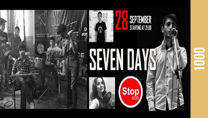 Seven Days at Stop Club