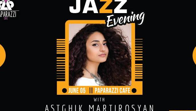 Jazz Evening at Paparazzi Cafe
