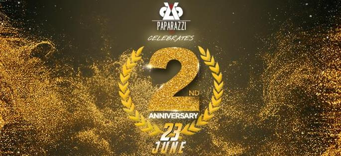 Paparazzi Club 2nd Anniversary