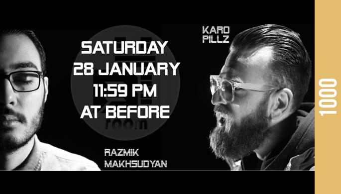 Karo Pillz & Razmik Makhsudyan b4 set vol. 2