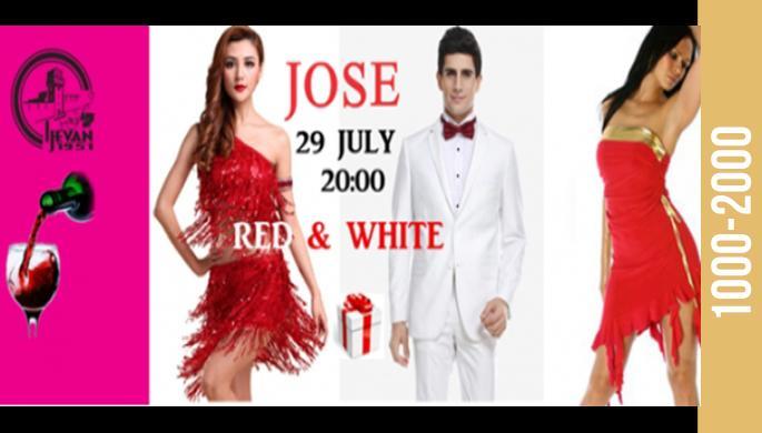 Red & White Latino
