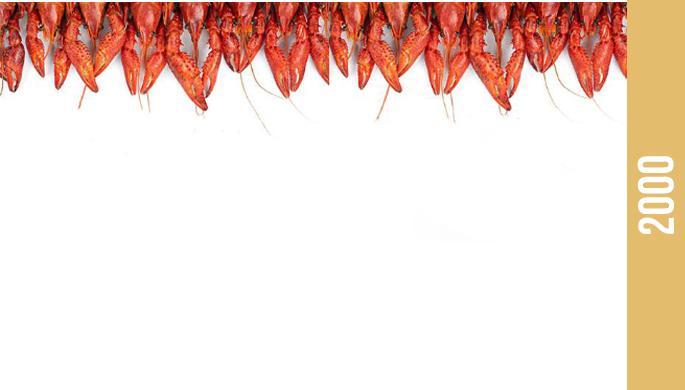 Crayfish Festival at Tiki !