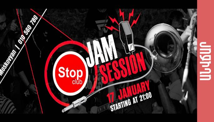 Jam Session at Stop club