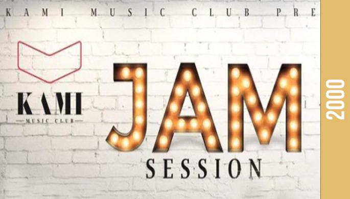 Jam session at Kami