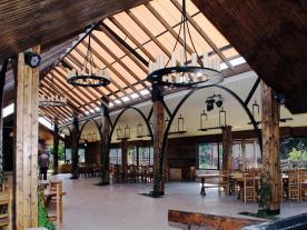 Tsirani Garden - Restaurant