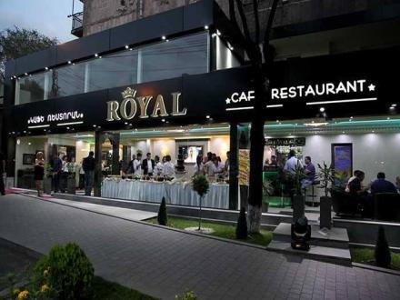 Royal Cafe Restaurant