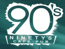90's Cafe-Pub