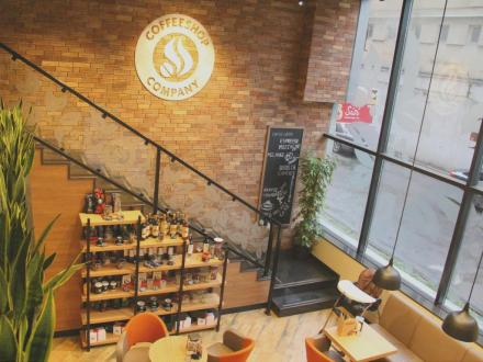 Coffeeshop Company II