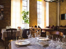 Tsirani Home - Restaurant