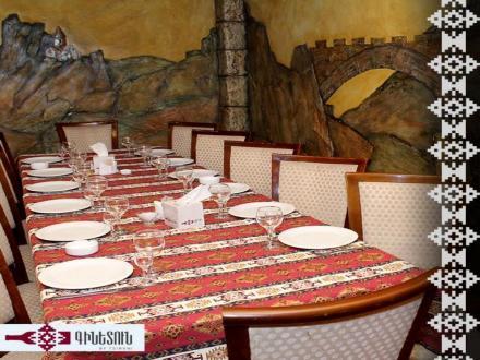 Ginetun Restaurant by Tsirani